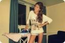 Ironing adventures
