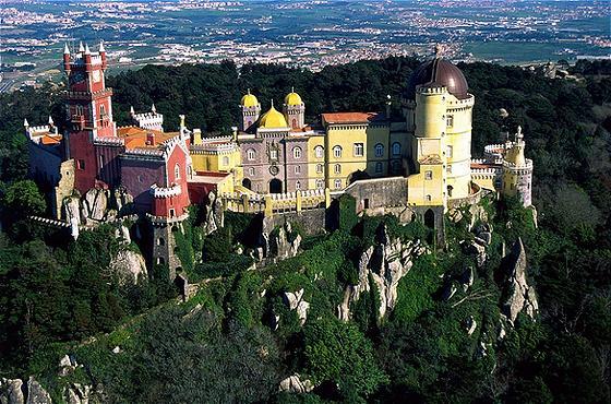 Sintra_castle